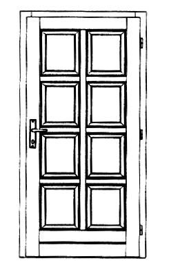 Szigetelt bejárati ajtók-12