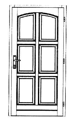 Szigetelt bejárati ajtók-13