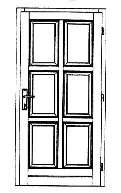 Szigetelt bejárati ajtók-15