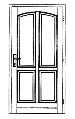 Szigetelt bejárati ajtók-16