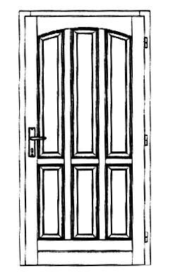 Szigetelt bejárati ajtók-18
