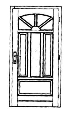 Szigetelt bejárati ajtók-2