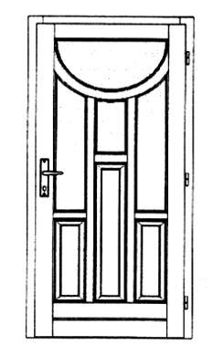 Szigetelt bejárati ajtók-26