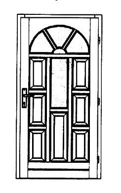 Szigetelt bejárati ajtók-4
