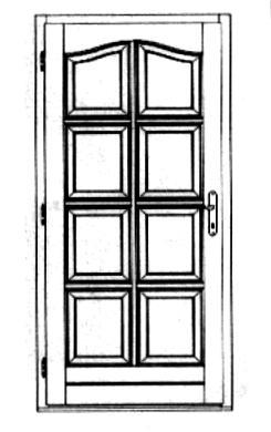 Belső ajtók-4