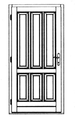 Belső ajtók-8